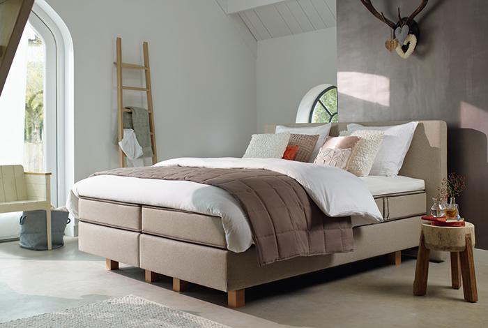 Auping amsterdam auping bedden en matrassen bij bedvisie